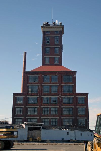 Remington Arms -Shot Tower