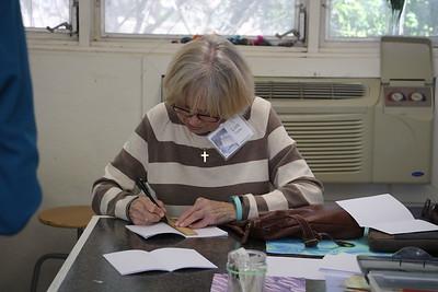 Writing Retreat 2017