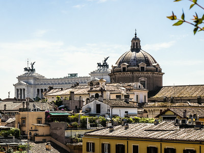 Rome San Ignazio & Luigi