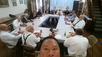 2016-10-08 MM Degree Festive Board