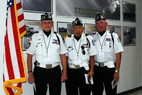 Korean War Veteran Ceremony - 2010