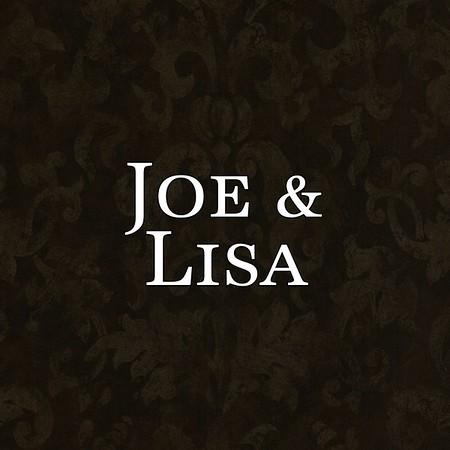 Lisa & Joe 12-19-2009