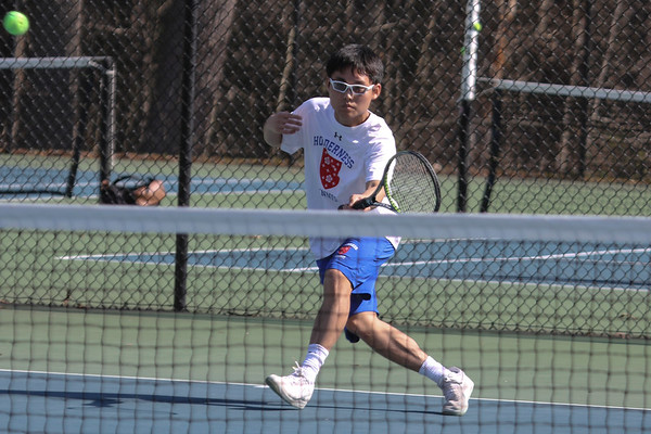 Boys' JV Tennis vs Vermont Academy | April 28