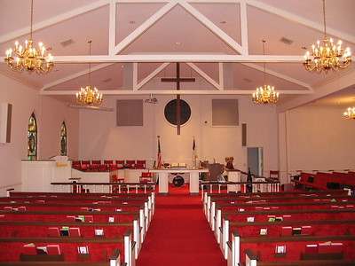 Mt Pleasant UMC, Liberty