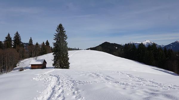 2016.02 Mittenwald to Eibsee