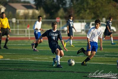 10-10-18 RCHS Boys JV Soccer vs Vista Del Lago