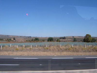 On Way to Guanajuato