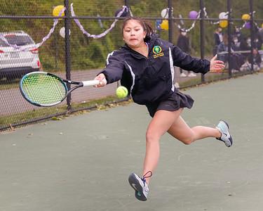 Girls Tennis v Woodson 4/22/21