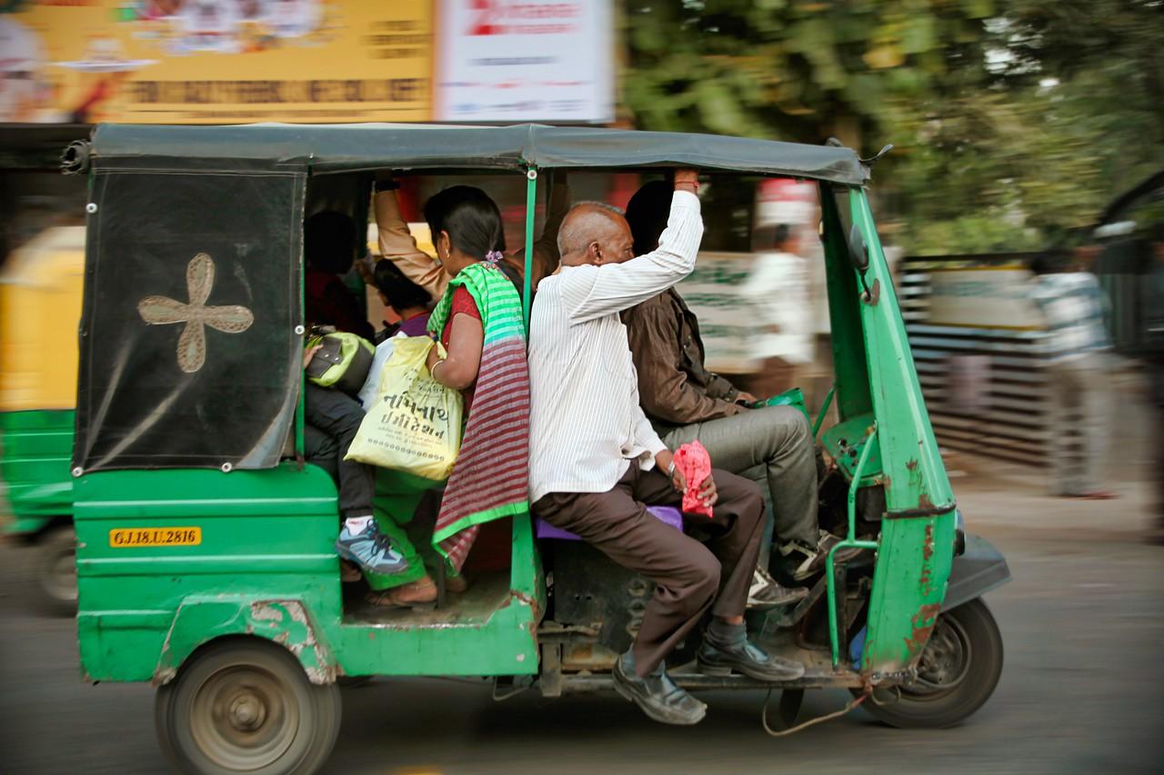 Ahmedabad India transportation