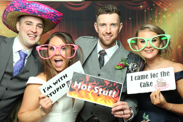 Photo Booth Hire - Tom & Emily's Wedding 21st Dec 2019