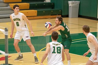 Volleyball: George Mason University vs. Sacred Heart 3.1.2019