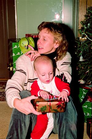 Christmas 1990 Bens First