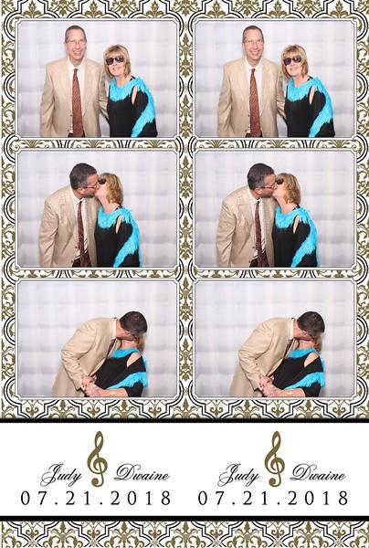 Dwayne & Judy's Wedding (07/21/18)