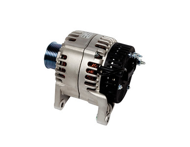 JCB 4CX TELEPORTER SERIES ALTERNATOR 28V 55 AMP