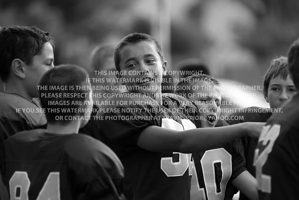 Bayfield Junior High Football