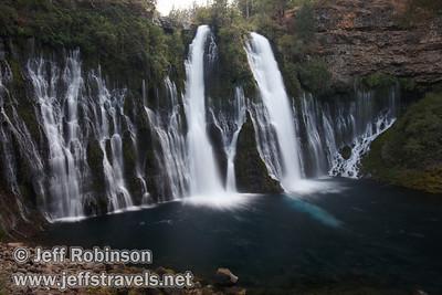 Lassen 2009, Day 5 - Burney Falls