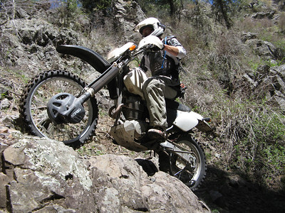 Jemez Mtns. - Bland-Cochiti side ST Ride  5-9-09