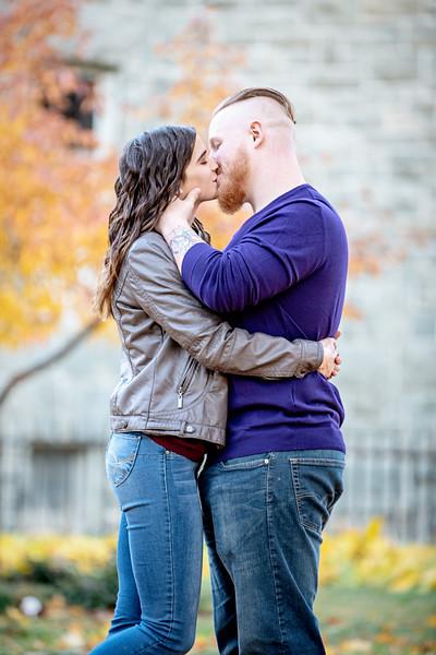 Williamsport Engagement Photographer : 11/3/18 Loren and Jake
