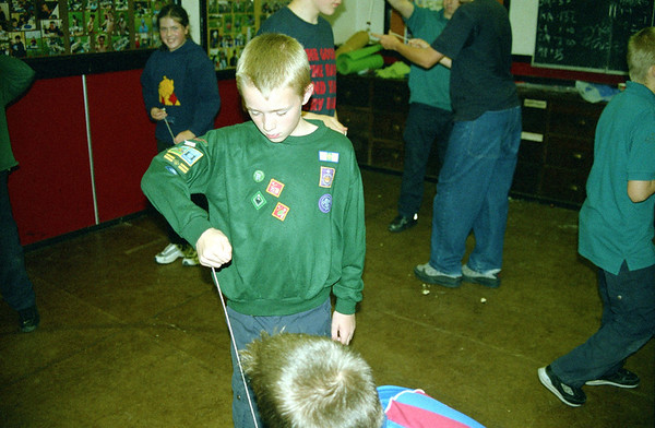 Scout Conkers 2003