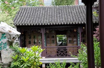 Lan Chu chinese gardens,Portland,OR7/2011