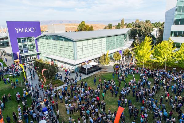 Yahoo Oktoberfest 2015