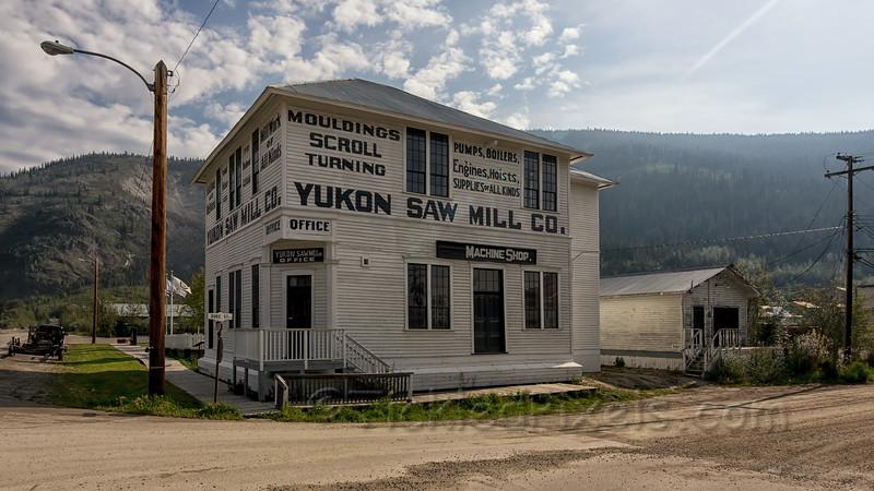 Yukon Saw Mill Co.