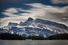 """On The Cusp of Winter"" 7<br /> <br /> Two Jack Lake, Banff National Park."