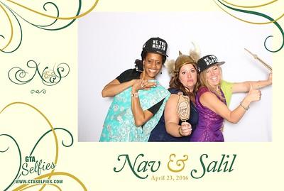 Nav & Salil Wedding Reception