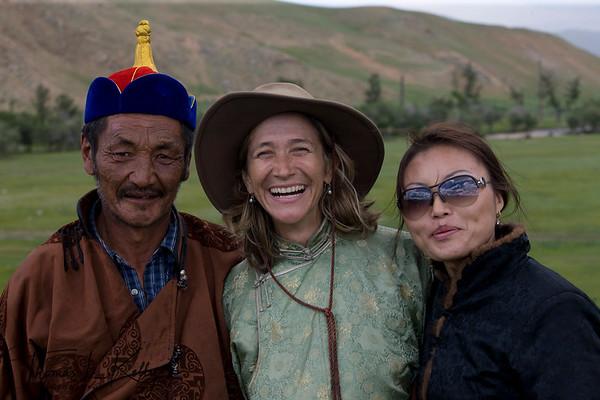 Mongolia-Stock