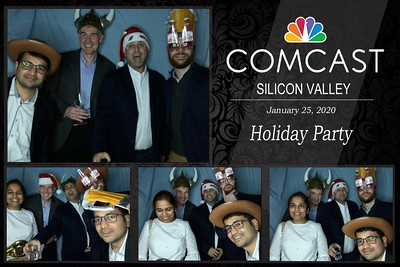 Comcast Holiday Party 2020