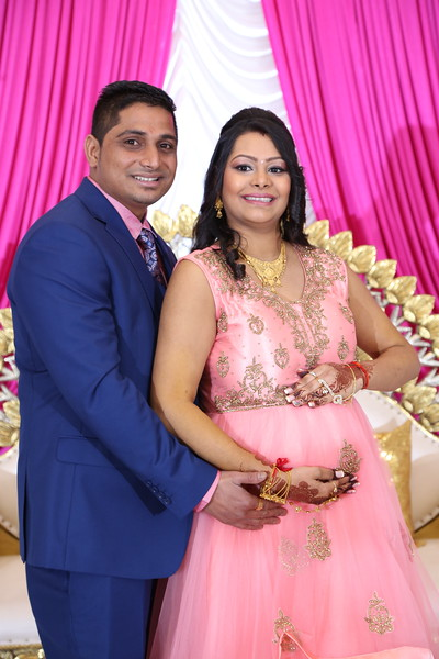 Tejashvini's Baby shower