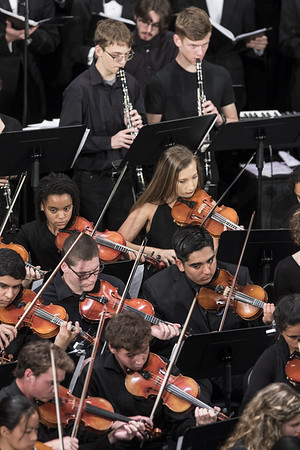 Upper School Spring Vocal/Orchestral Concert
