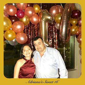 Adriana's Sweet 16