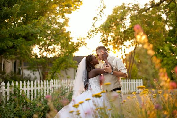Nathan & Anita Wed