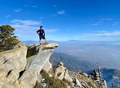 Hikes: San Bernardino County, California