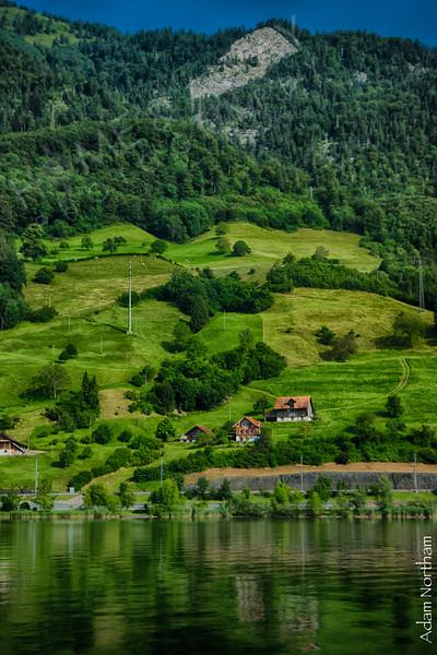 Swiss Summer Countryside