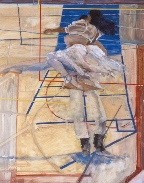 Floormarks #13 (1992)