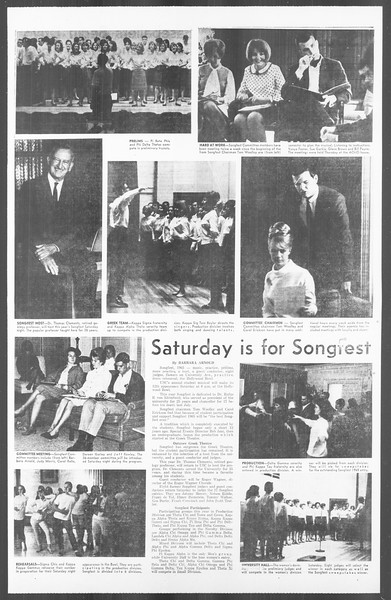 Daily Trojan, Vol. 56, No. 115, May 11, 1965