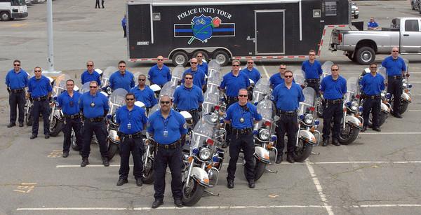 Police Week 2010 Unity Tour