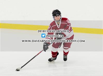 1/13/2018 - Girls Varsity Hockey - Middlesex vs Governor's Academy