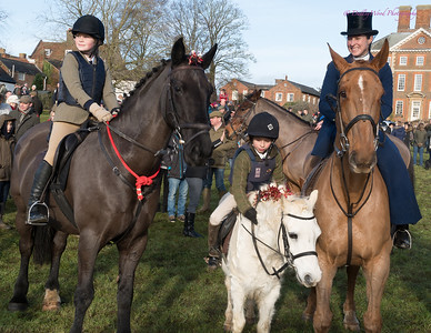 Boxing Day Hunt - Winslow