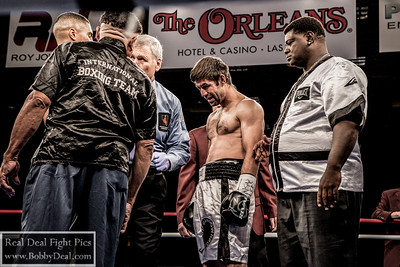 Friday Night Boxing - Platinum Events & Roy Jones Jr. Boxing