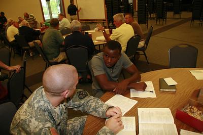 Christ Community Chapel Men's Bible Study