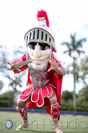 2016 Sammy the Spartan