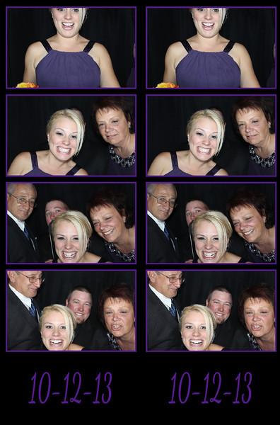 Melissa's Wedding October 12, 2013
