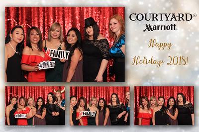 Courtyard Marriott Palo Alto Holiday Party