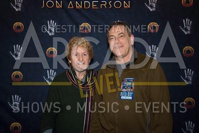 Jon Anderson Arcada Meet and Greet 2019