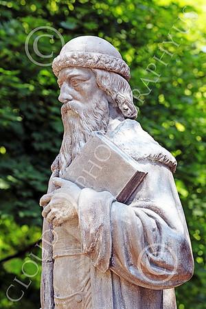 Johannes Gutenberg Statue Pictures