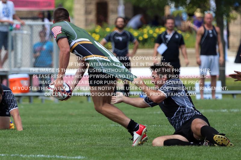 August 9, 2015 USA Rugby Club 7's Championships - Austin Blacks Originals