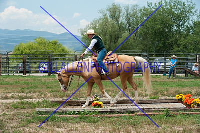 Colorado Stock Horse Assoc. July 20th 2014